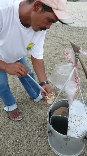 taho soya drink vendor in San Juan, Batangas  Philippines Buhay Pinoy  Filipino Pilipino  people pictures photos life Philippinen