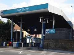 Picture of Bow Church Station