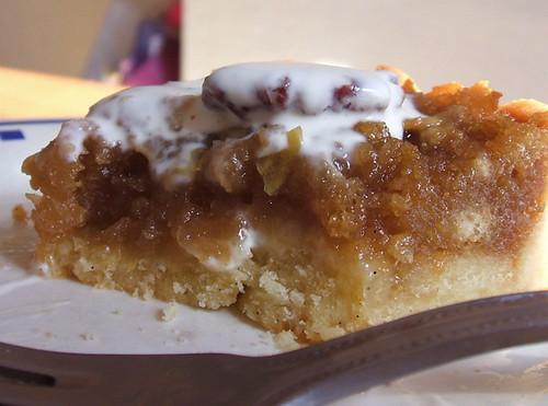 maple and pecan pie