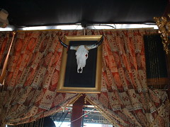 Surly Girl Saloon decor