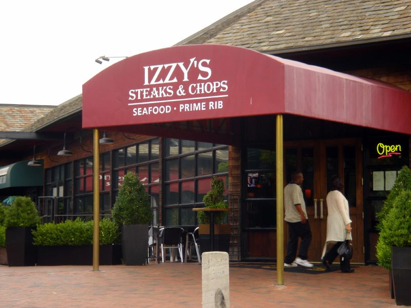 Izzy's Steaks and Chops