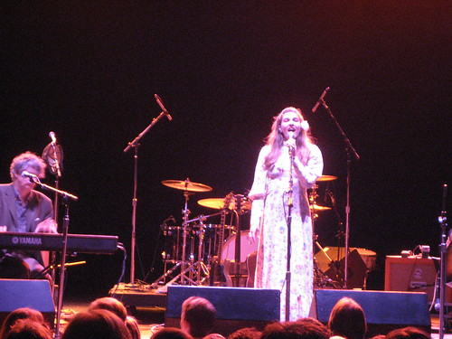 Lavender Diamond, the Warfield, Sept. 17, 2007