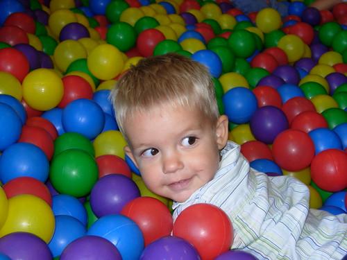 Bennett in the balls