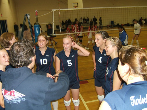 Carmichael JV Volleyball Tourny - 07