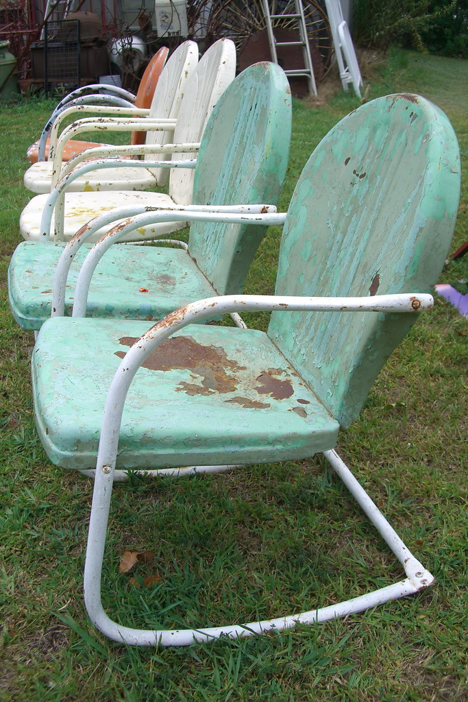 Painting Metal Outdoor Furniture Outdoor Furniture And Bassett Furniture