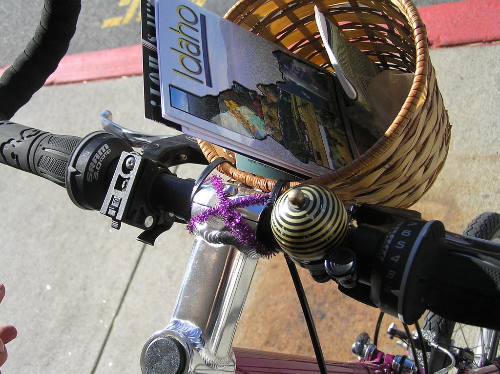 500 Mile bike ride to Idaho, Sept - Oct 2007