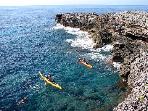 Vuelta a Menorca en kayak 13