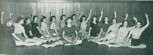 Dance at Vassar, 1951