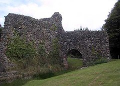 Lochmaben Castle - In Carruthers Area