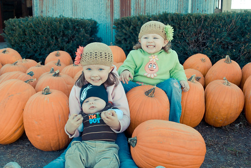 Pumpkin Patch, 10/20/2010