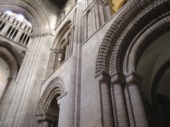 Ely Cathedral Arches