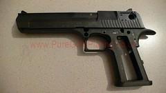 .357 Magnum Desert Eagle (PureGoldPlating) Tags: deserteagle chromeplatingguns goldplated357magnum golddeserteagle chromeplated357magnum