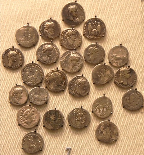 Norton Subcourse Norfolk, Roman up to Claudius with Piso Caepio 100BC, Pomponius Molo 97BC, Hosidia 64BC, some Caesar's and legionaries