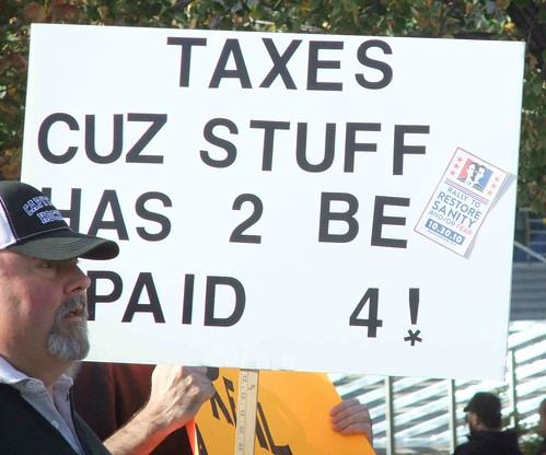 Taxes!