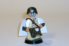 Post Apoc, 2nd try (legopino) Tags: lego brickarms legopino