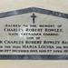 Charles Robert Rowley 1933