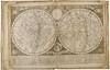 Engraved Star Map from 'Globus Coelestis Sinicus Explicatus'