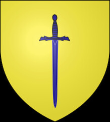Coat of arms of the last chief of Spalding, the Spalding of Ashintully