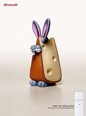 Publicidad frigoríficos Brandt