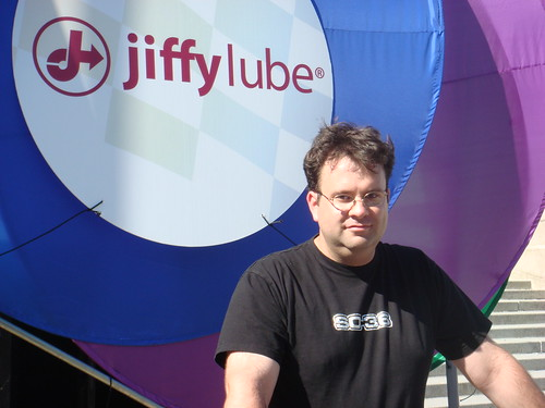 Jiffy Lube, Indy Pride Sponsor
