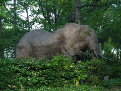 Cast the Sleeping Elephant by mysticchildz, on Flickr