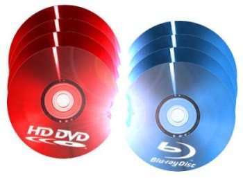 HD-DVD y Blu-ray