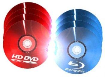 HD-DVD y Blu-ray