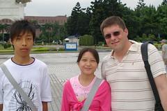 Wizyta w Taipei