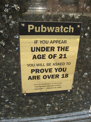 Age limitation