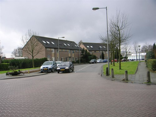 Houses in New Sloten area (Nieuw Sloten)