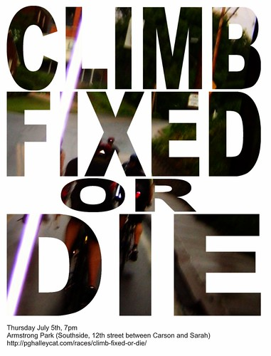 Climb Fixed or Die!