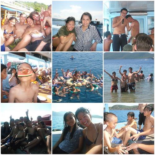 4 islands boat trip in nha trang