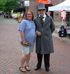 me and nathaniel hawthorne