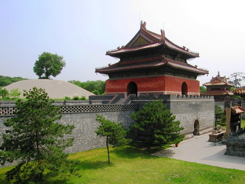 Imperial Tomb - Shenyang, China