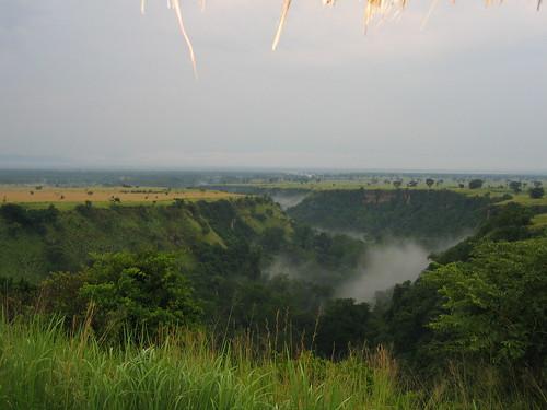 Uganda - QENP Chembure Gorge
