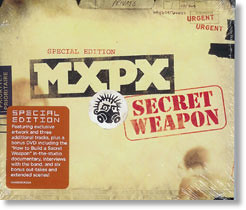 mxpx secret weapon