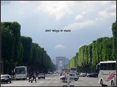 2-1Av des champs elysees a concorde (W.A.Y.E) Tags: paris france rue 2007    2007voyagedewaye