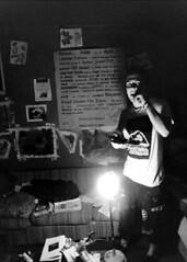 janek (matt carroll with a camera) Tags: crust brighton punk punx 3200 punks foodnotbombs janek fnb