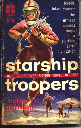 Robert Heinlein: Starship Troopers