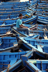Blue Boats (curreyuk) Tags: blue boats fishing morocco essaouira breathtaking smorgasbord currey littlestories singintheblues supershot 5photosaday aplusphoto flickraward platinumheartaward grahamcurrey theperfectphotographer picswithsoul curreyuk peachofashot 5peaches momorocco gcuki