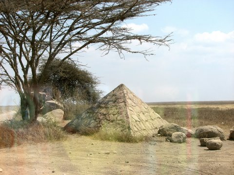 We *knew* there were pyramids in Africa...
