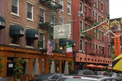 Il Cortile Ristorante - Little Italy - New York by jenniferrt66, on Flickr
