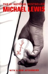 "cover to ""Moneyball"""