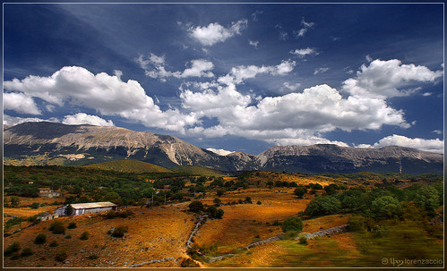 Mountains of Abruzzo (II) :: HDR