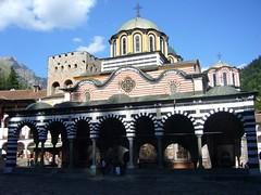 Monasterio de Rila (angarpas) Tags: bulgaria rila monasterio monasterioderila