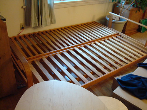 unbidden futon frame - Wood Futon Frames