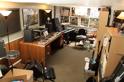 chromedecay music/photo studio cleanup