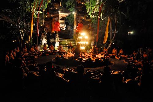 Balinese Kecak Dance 036