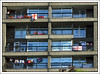 (jordi.martorell) Tags: england urban building london architecture geotagged nikon flag flats guessed worldcup guesswherelondon 1855mmf3556g brutalist eastlondon erno goldfinger towerhamlets gwl d40 carradalehouse guessedbyloopzilla nikond40