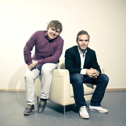 Anton och Eric